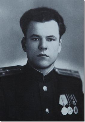 Старший лейтенант М.М. Козлов