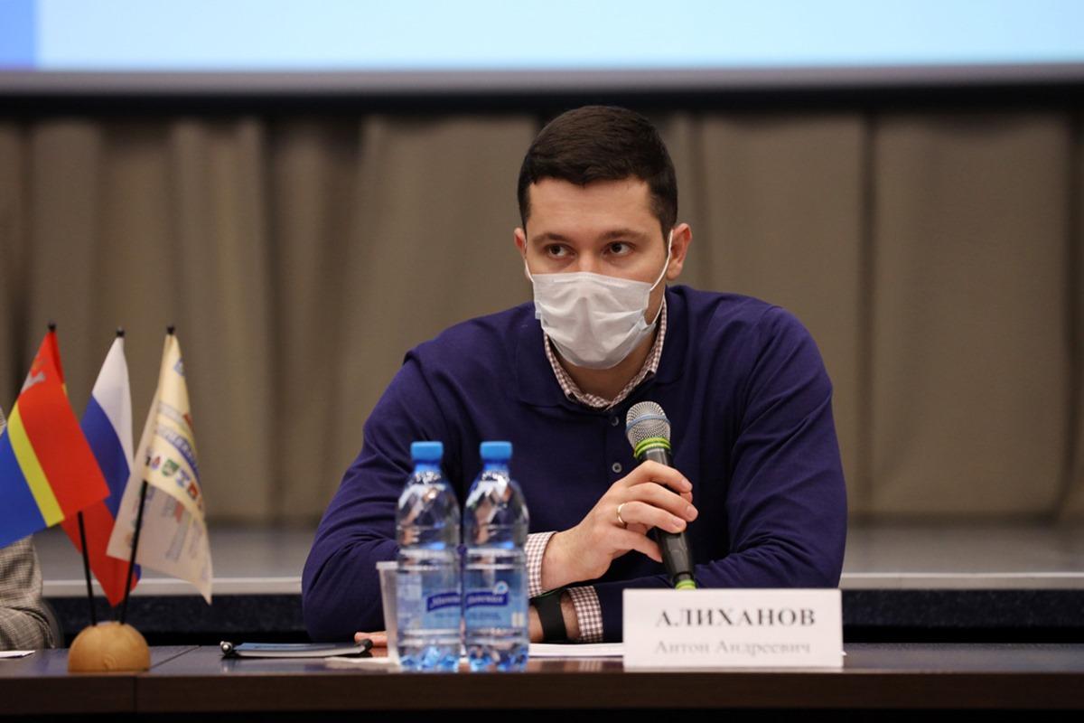 Антон Алиханов: «Бюджет у нас всегда сложный, а в этом году – особенно»