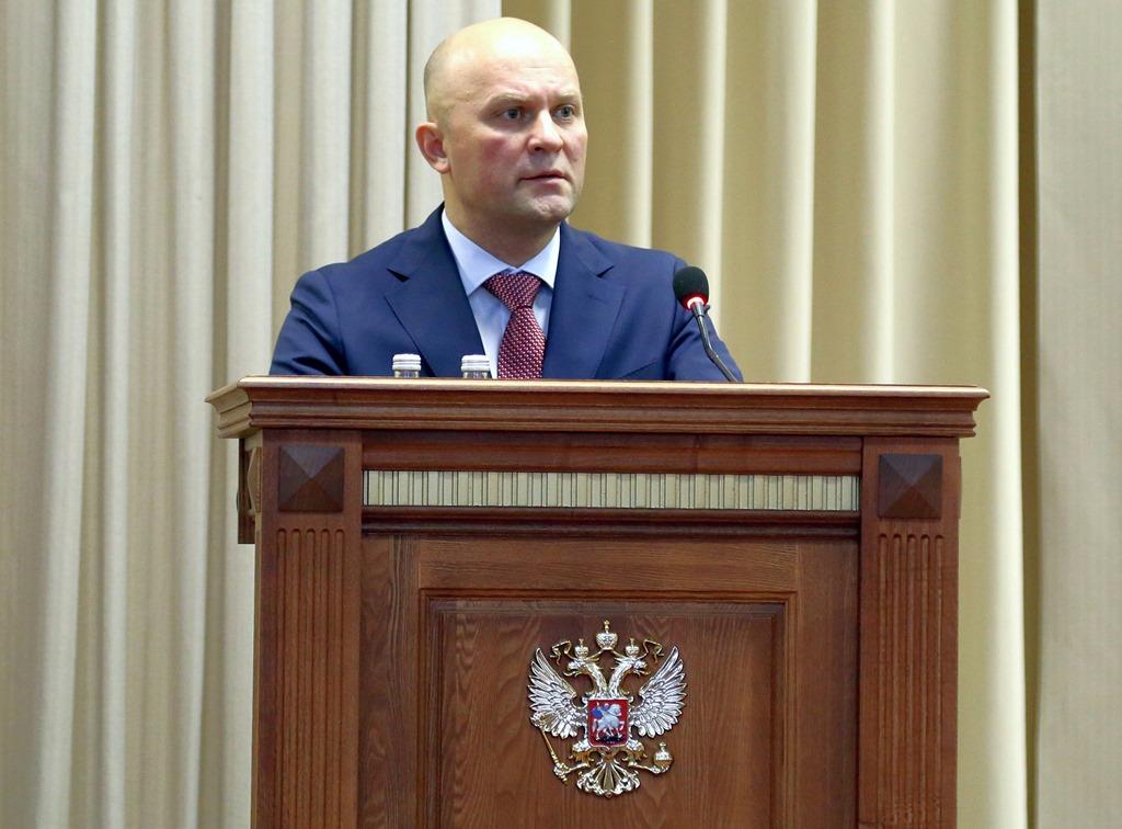 Председатель Калининградского областного суда Евгений Быков