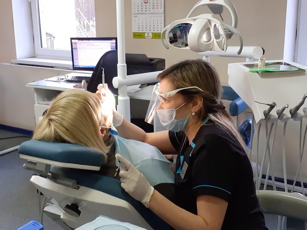 В горбольнице №2 Калининграда начал работать стоматологический кабинет