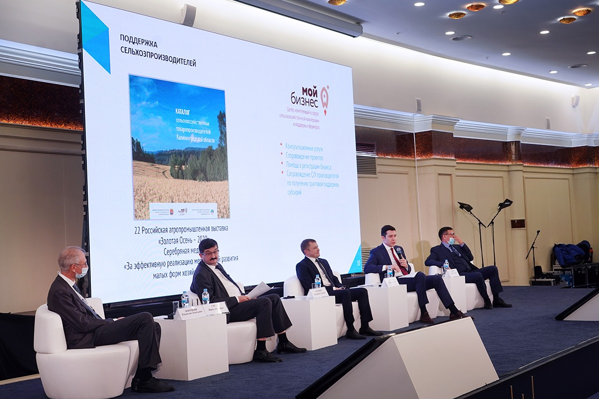 Антон Алиханов: удалось уйти от веерной поддержки бизнеса к целевой и комплексной