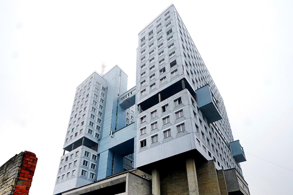 Архитекторы обсудили концепцию обустройства территории вокруг Дома советов в Калининграде