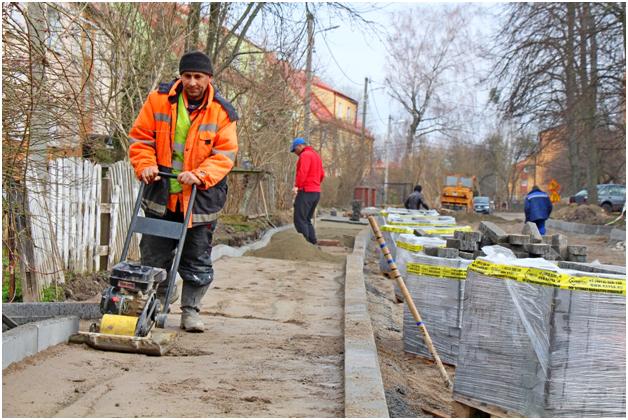 ВКалининграде набезопасность дорог в2021 году потратят 966,7 млн рублей