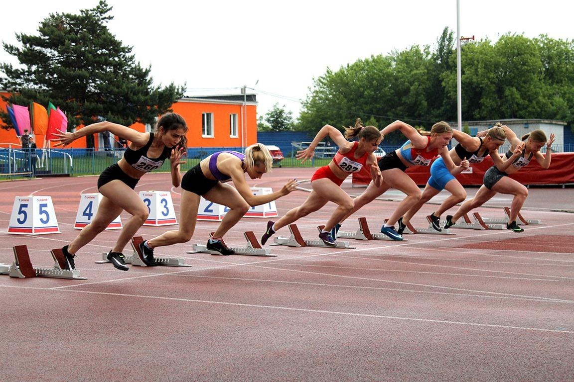 Легкоатлеты из Калининграда стали вторыми в полуфинале Спартакиады молодёжи России